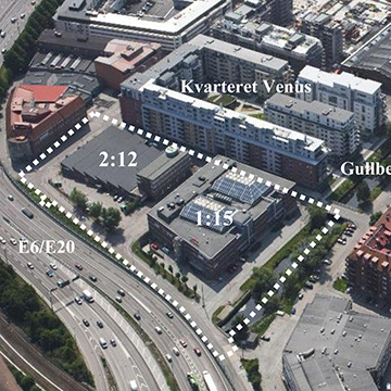 Kontor i Gårda
