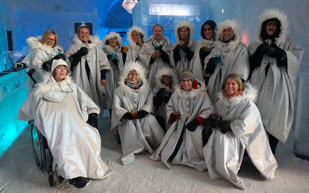 Studieresa Kiruna och Abisko